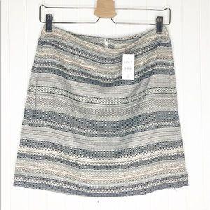 Loft   Woven Mini Skirt